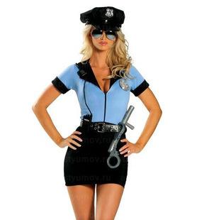 Прокат костюма полицейский фото 439-453