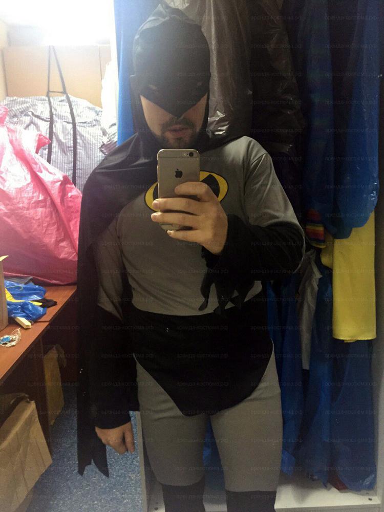 Отзыв о костюме Бэтмена от arenda-kostyumov.ru.ru