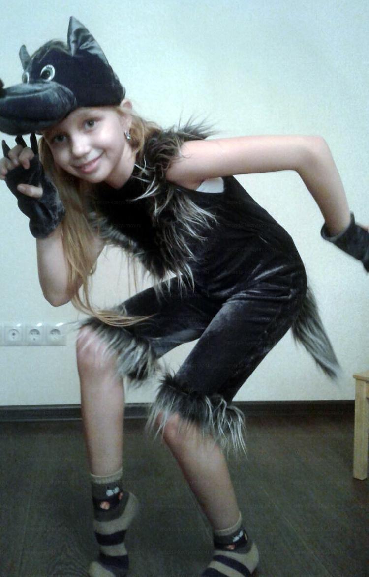 Отзыв об аренде костюма волчицы от arenda-kostyumov.ru