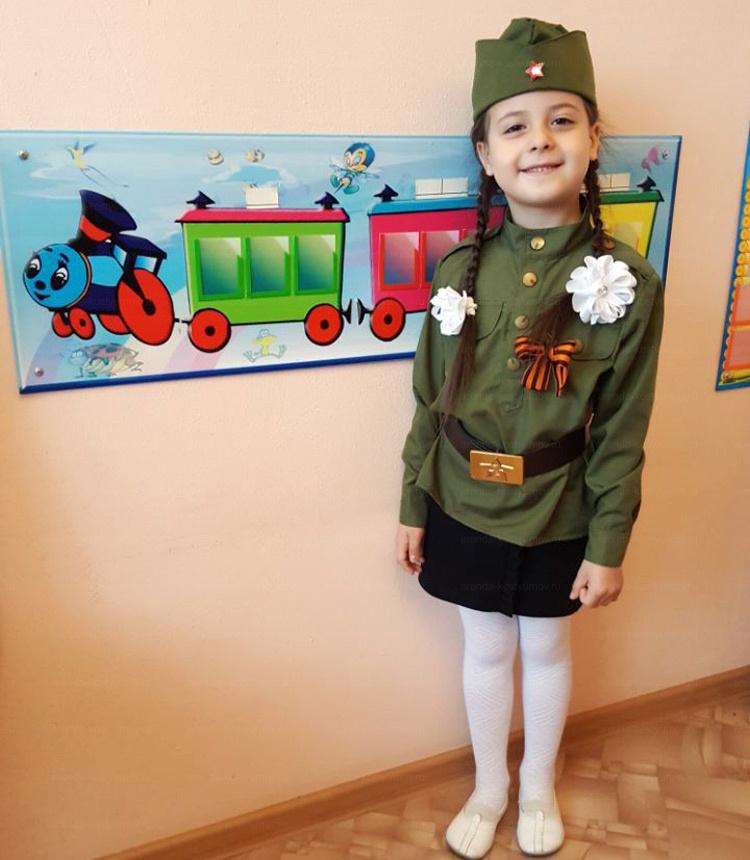 Отзыв об аренде военного костюма от arenda-kostyumov.ru