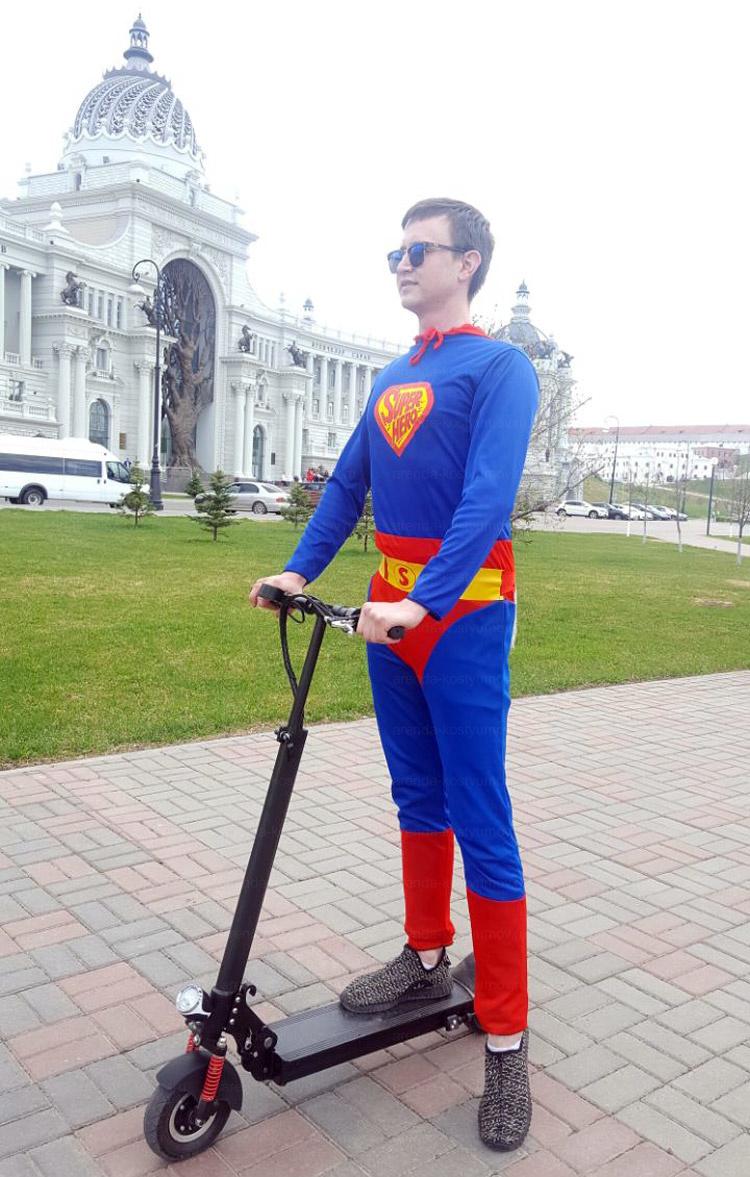 Отзыв об аренде костюма Супермена от arenda-kostyumov.ru