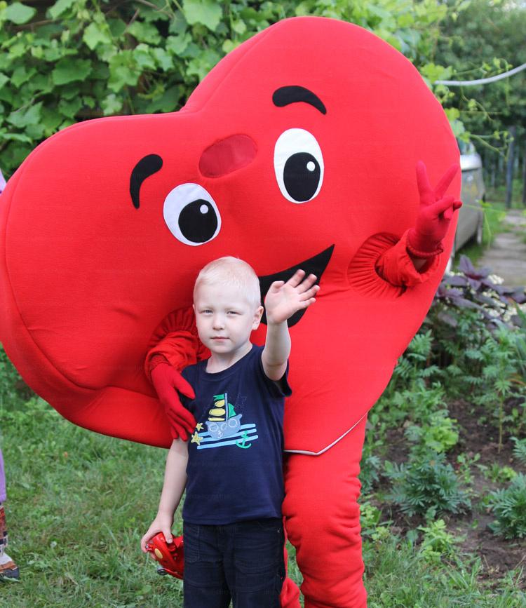 Отзыв об аренде сердца от arenda-kostyumov.ru