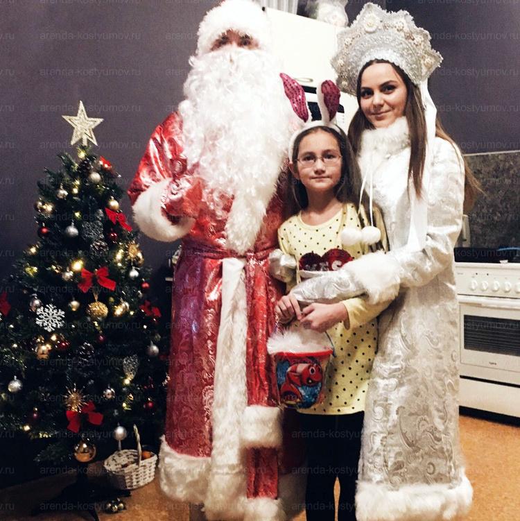Отзыв об аренде костюма дед мороза от arenda-kostyumov.ru