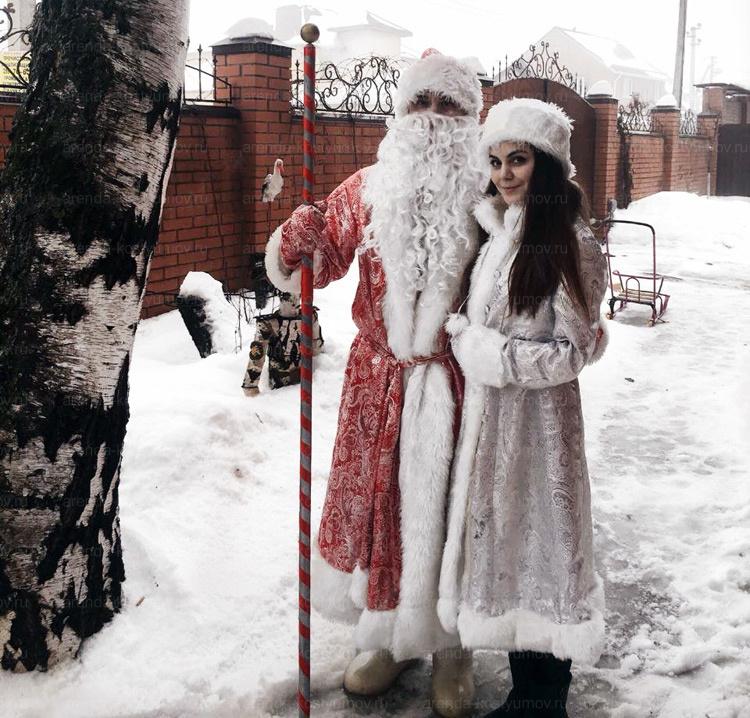 Отзыв об аренде костюма снегурочки от arenda-kostyumov.ru