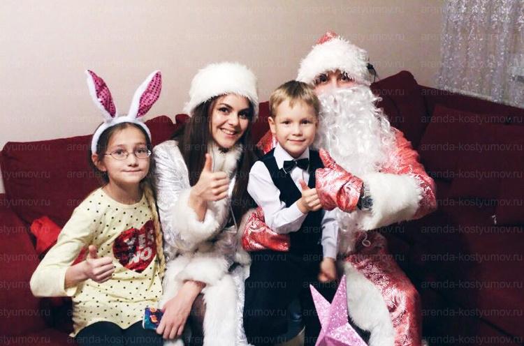 Отзыв об аренде новогодних костюмов от arenda-kostyumov.ru
