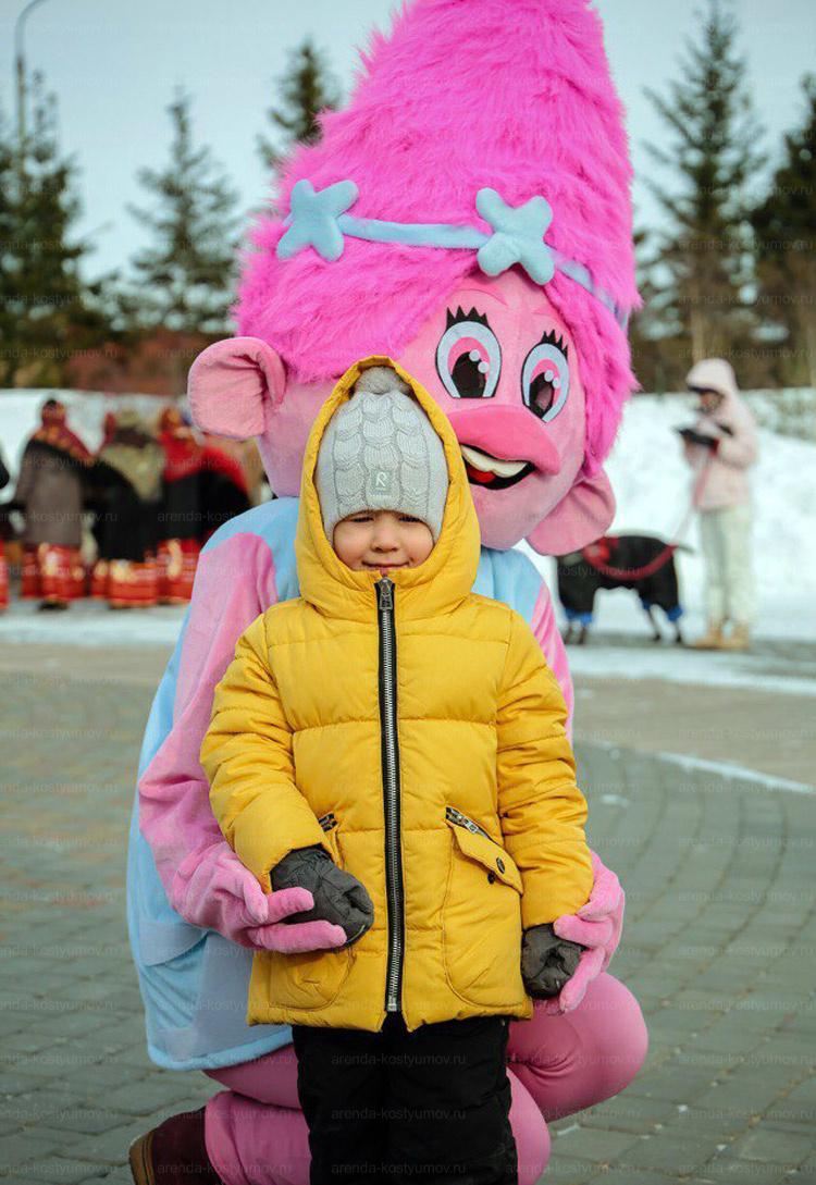 Отзыв об аренде ростовой куклы от arenda-kostyumov.ru
