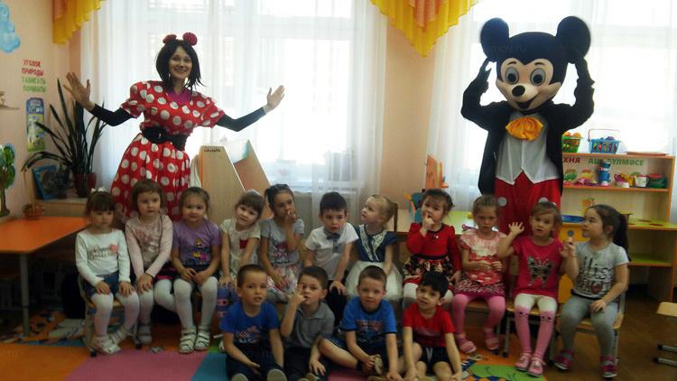 Отзыв об аренде ростовой куклы Микки Маус от arenda-kostyumov.ru