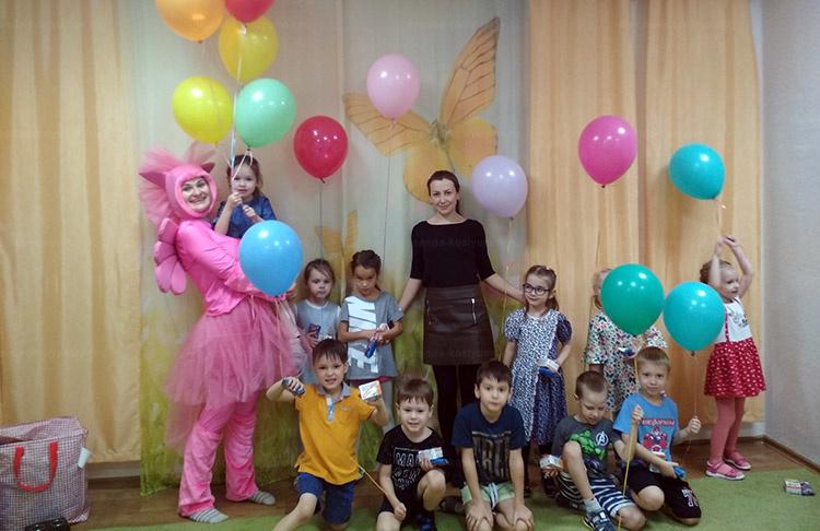 Отзыв об аренде костюма пинки от arenda-kostyumov.ru