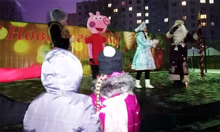 Отзыв об аренде скинки пеппы от arenda-kostyumov.ru