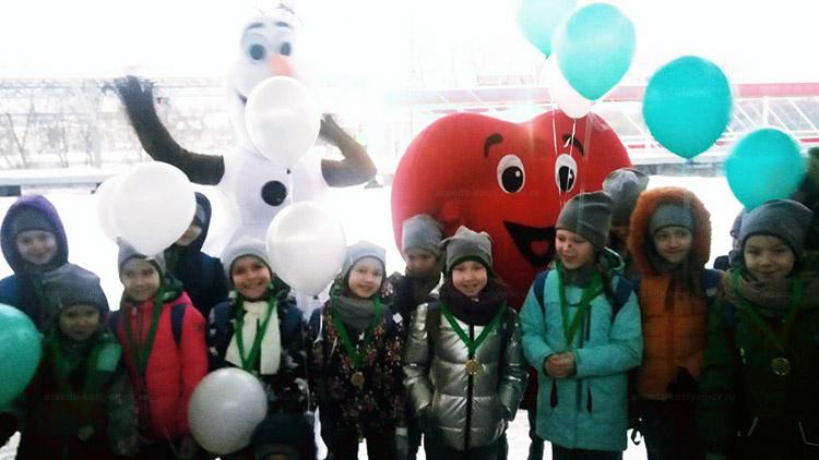 Куклы сердце и олаф напрокат от arenda-kostyumov.ru