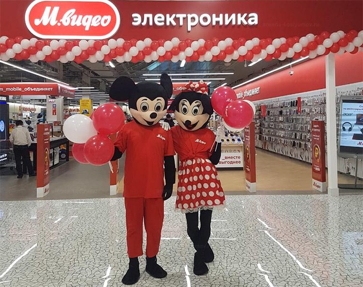 Отзыв об аренде ростовых кукол от arenda-kostyumov.ru
