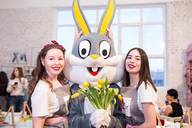 Отзыв об аренде зайца от arenda-kostyumov.ru
