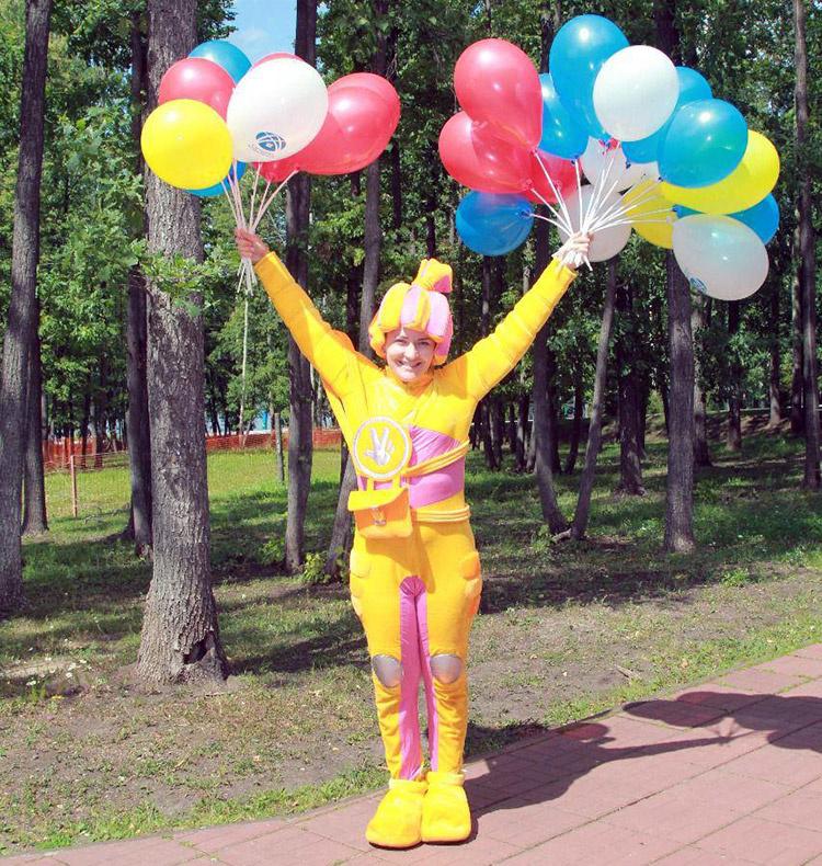 Отзыв об аренде костюмов симки и нолика от arenda-kostyumov.ru
