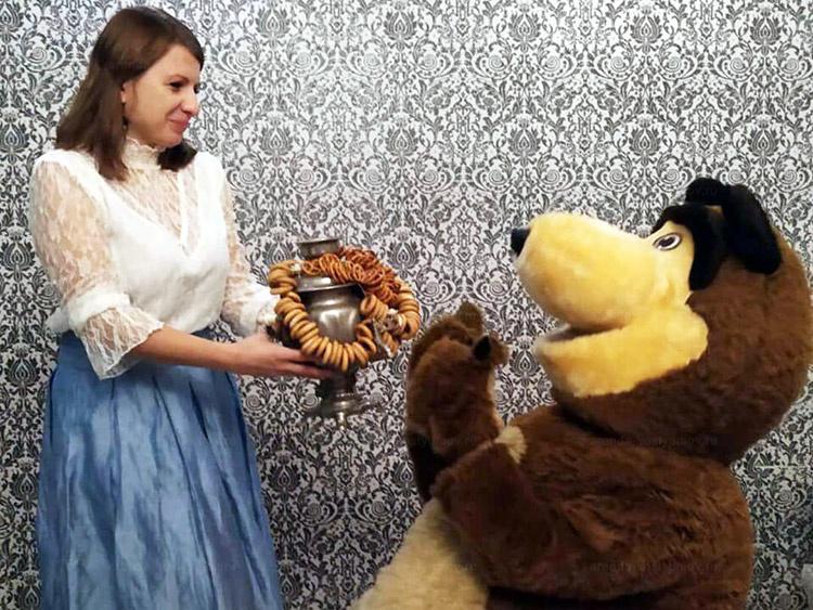 ростовая медведь от arenda-kostyumov.ru